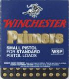 Win Primers Small Pistol