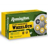 Remington Ammunition Rpw45c Performance Wheelgun 45