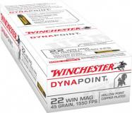Winchester Ammo Wildcat 22 Magnum Dynapoint