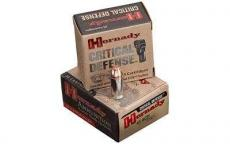 Hornady Critical Defense 45 ACP Critical
