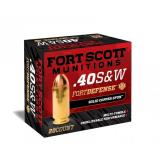 Fort Scott 125gr 40s&w Fort Defense