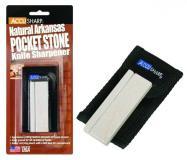 Accusharp Natural Arkansas Pocket Stones With