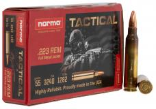 Norma Ammunition (ruag) 295040020 Tac 223