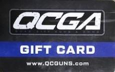 Qcga Gift Card