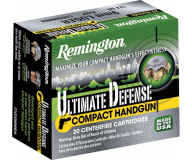 Remington Ammunition Compact 380 (acp)124 GR
