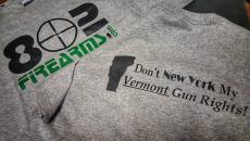 XL 802firearms Shirt