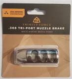 Trinity Force .308 Tri-port Muzle Brake