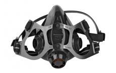 North Half Mask Silcone Large