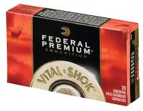 Federal P270a1 Premium 270 Winchester Nosler