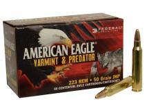Federal Am Eagle 223rem 50gr 50rd