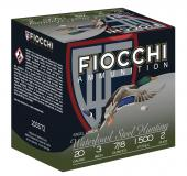 Fiocchi 203st2 Speed Steel 20 Gauge