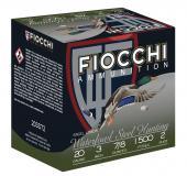 Fiocchi 203st2 Speed Steel 20 Gauge