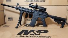Smith & Wesson With Tactical Package