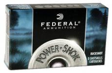 Federal Power Shok Buckshot 12 ga