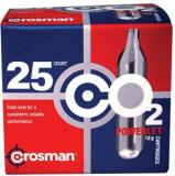Crosman Powerlet CO2 Cartridges 12 Grams