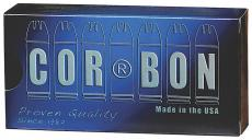 Cor-bon SD 10mm JHP 165gr 20box