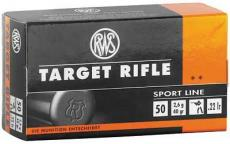 Rws 22lr Target Rifle Ammo 50/5000