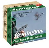 Remington Gun Club Target Loads 12ga