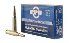 Ppu 6.5x55mm 139gr Sp