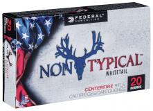 Federal 270dt150 Non-typical 270 Winchester 150