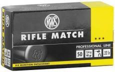 Rws 22lr Rifle Match 40gr 50/5000