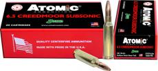 Atomic Ammo 6.5 Creedmoor