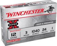Win Super X Buckshot 12 ga