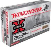 Winchester Ammo Super X 7mm-08 Remington