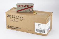 Estate 9mm 115gr FMJ 500 Rounds