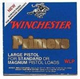 Winchester Small Pistol 10 Boxes of
