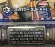 Custom Gun Rails Lea070p23-tr