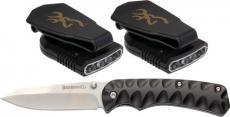 Bg Knife/light Combo W/folding