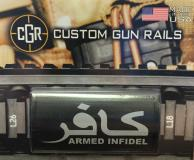 Custom Gun Rails Lea070ain