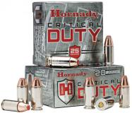 Hornady Critical Duty 9mm Flexlock 135