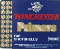 Win Primers #209 Shotshell