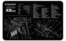 Beck Tek Pistol Mat Sprngfld Xdm