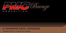 PMC Bronze 9mm Full Metal Jacket