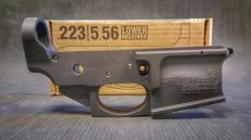 Noreen Billet 100% Ar-15 Lower Receiver