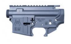 Spikes Stripped Upper/lower Set Grey